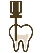 根の治療(歯内療法)