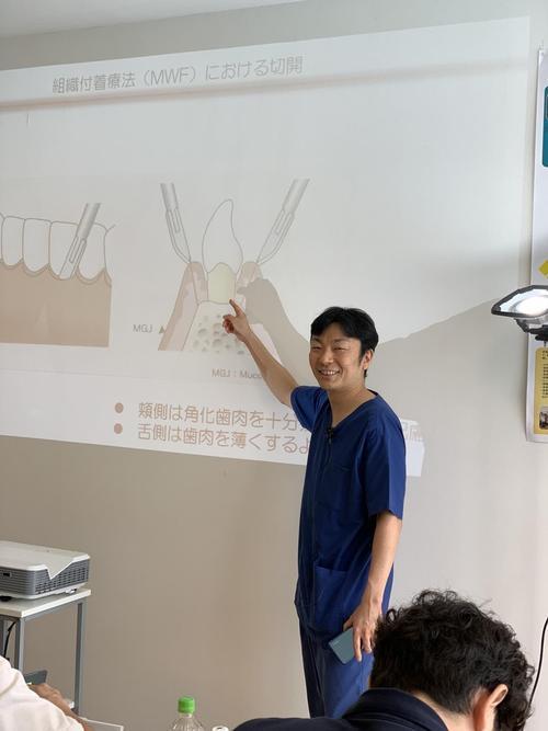 インプラント手術と歯周病手術