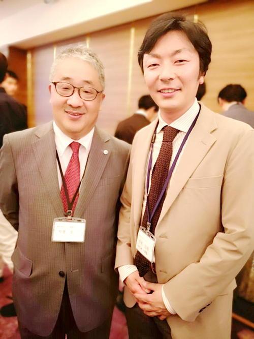 大阪大学歯学部サッカー部OB会10周年大会での講演