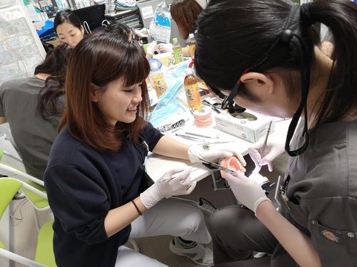 歯周外科に関する院内勉強会