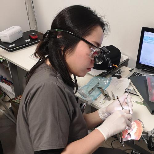 歯周外科の院内勉強会