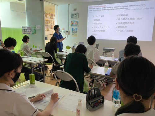 広島での講義再開