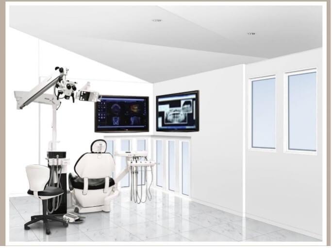 新クリニック診療室
