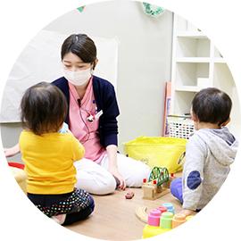 箕面市の寺嶋歯科医院の無料託児サービス