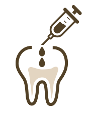 箕面市の歯科医院歯医者さん寺嶋歯科「歯の神経の保存治療」